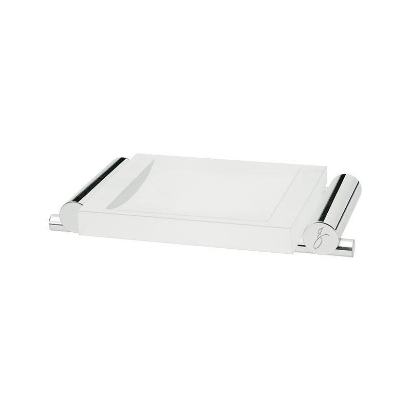 Porta sapone plexiglass