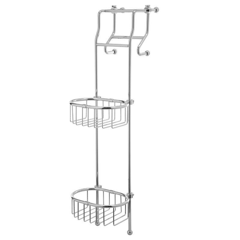 Scaletta doccia bordo box 20 cm