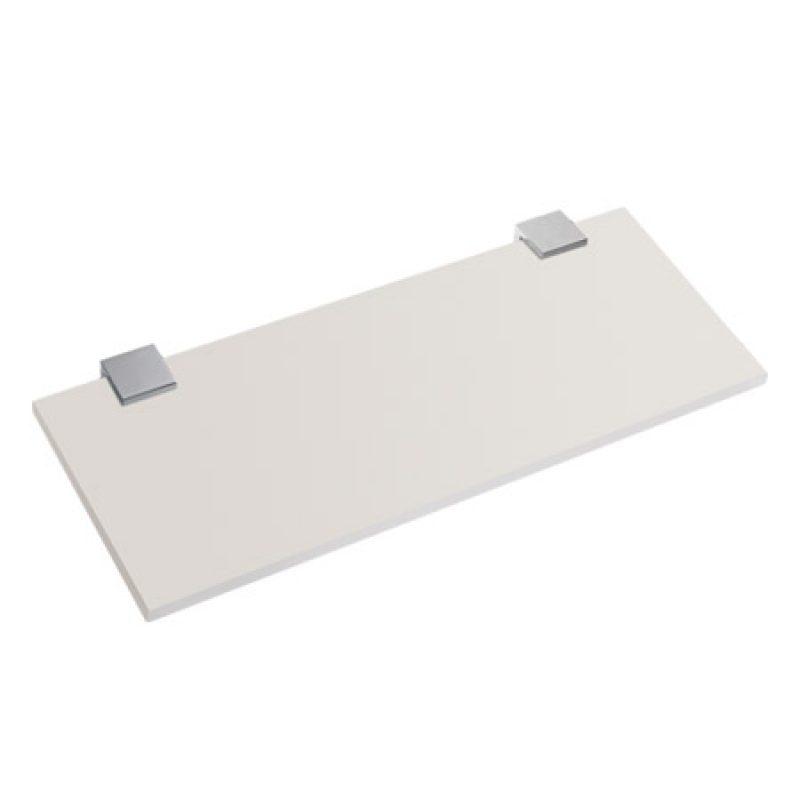 Mensola plexiglass bianco