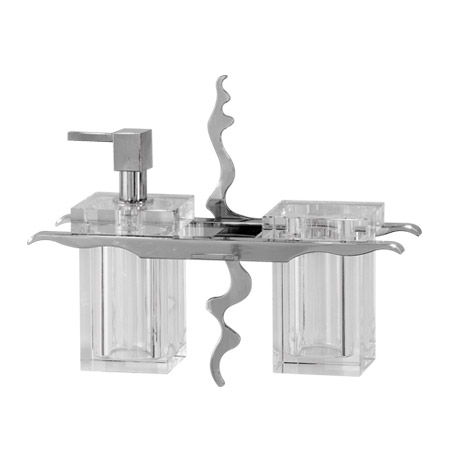 Dosatore/Porta spazzolini
